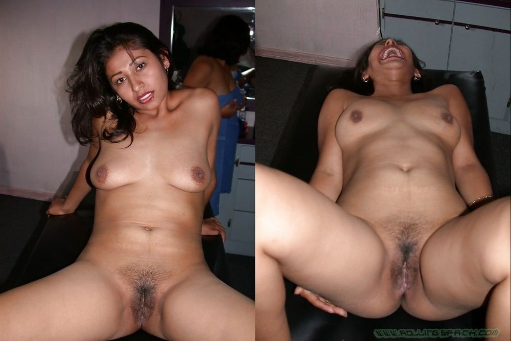 Chubby mexican milf shows big pussy
