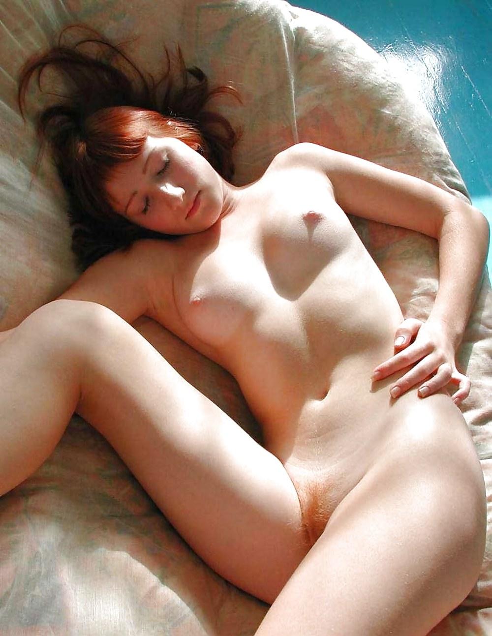 Nude hairy redhead women-1079