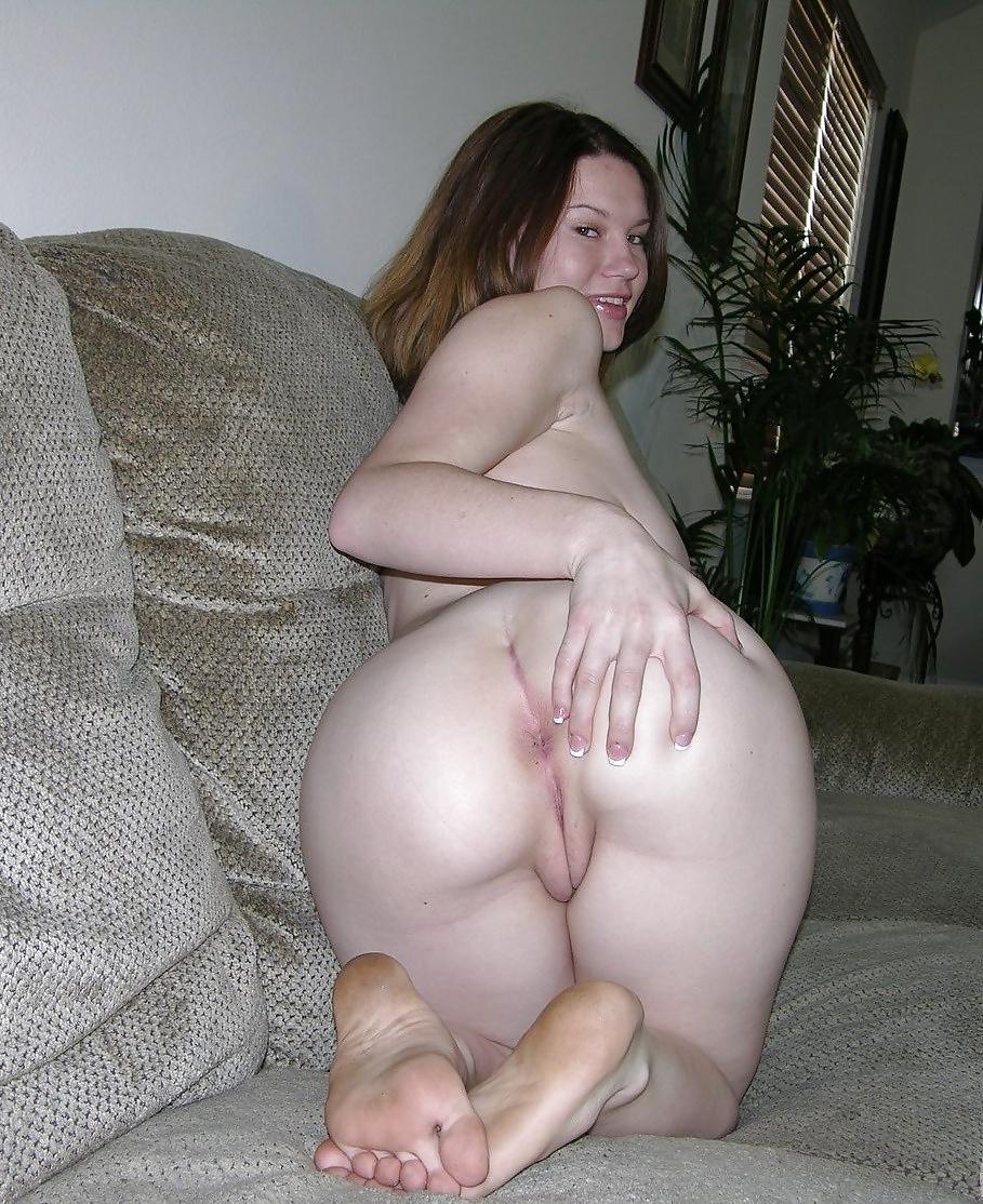 Ass home amateur