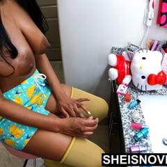 Sheisnovember Super Nipples #1 Areolas Natural Tits