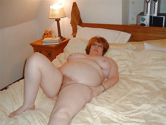 Short fat naked women