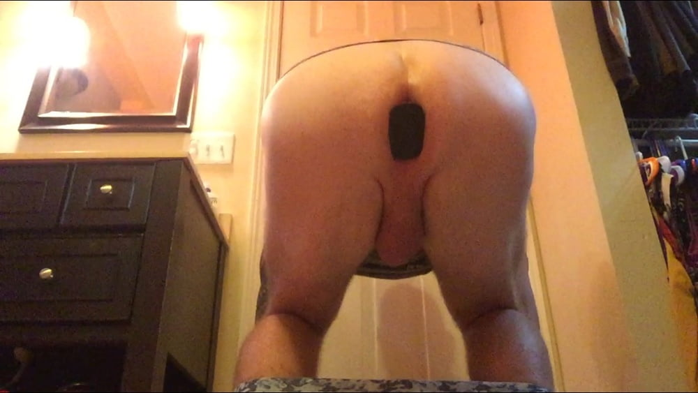 First anal butt plug