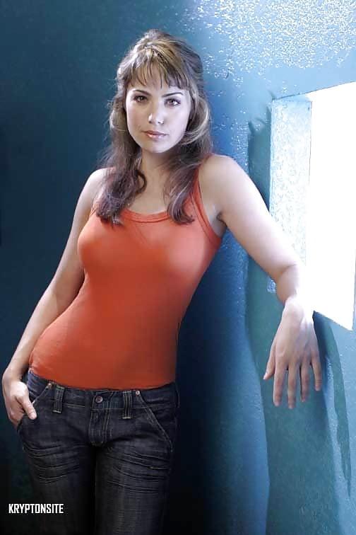 Erica durance boob job