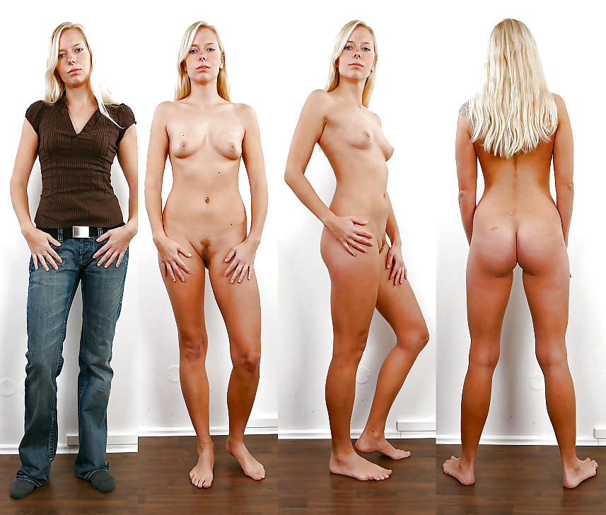 Amateur Girls Dressed And Undressed 123 - 54 Pics -4178