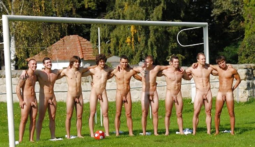 Naked sports men — pic 7