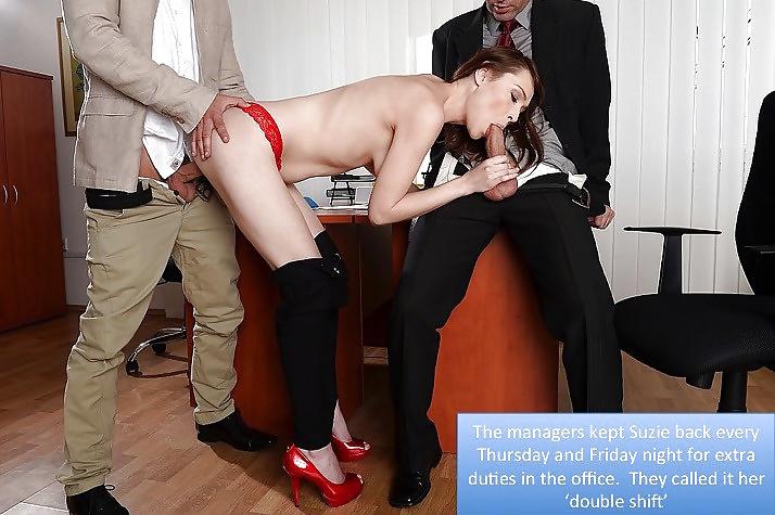 Порно измена на работе в обеденное время #6