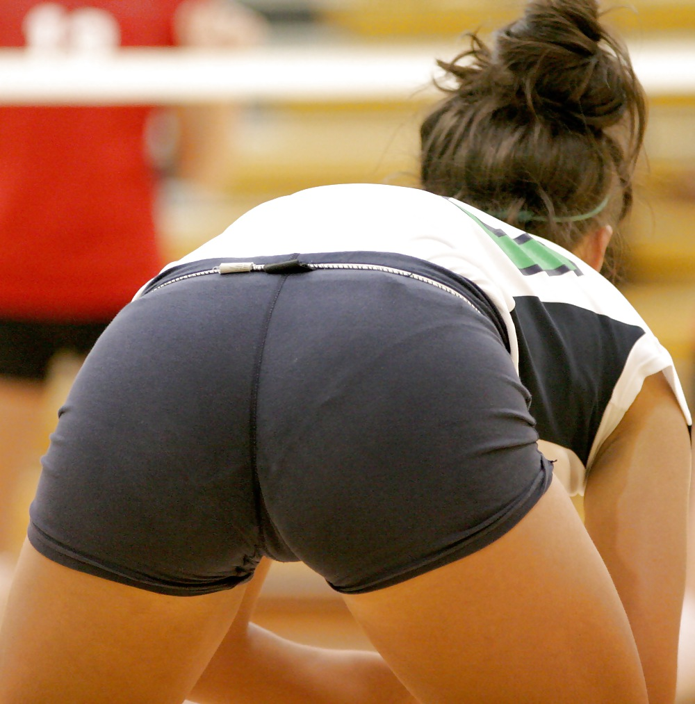 Cameltoe Volleyball