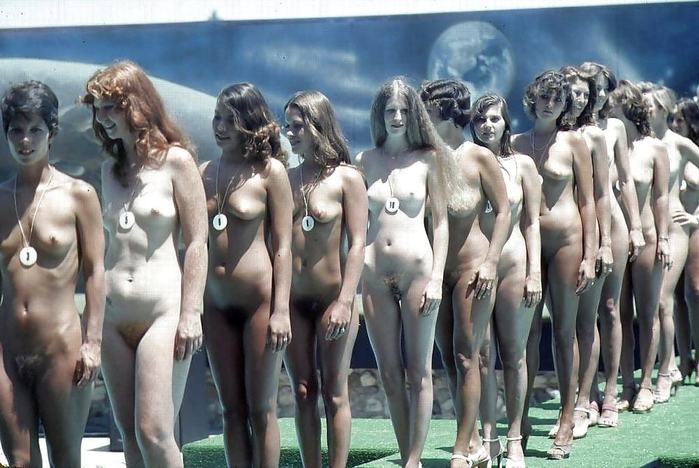 Teen nudism pageant