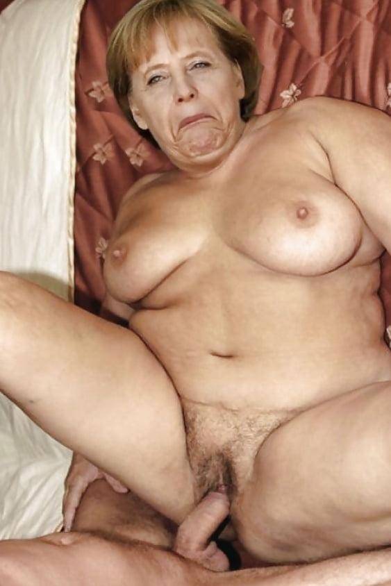 Merkel nackt Angela  Yahoo ist