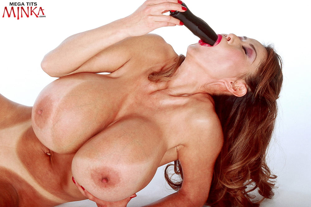Claudia Marie Fucks Minka With Strapon Dildo