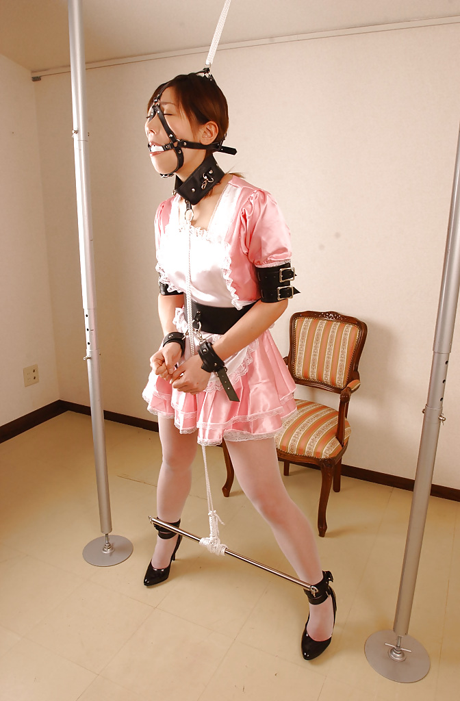 Bondage transformed maid stories