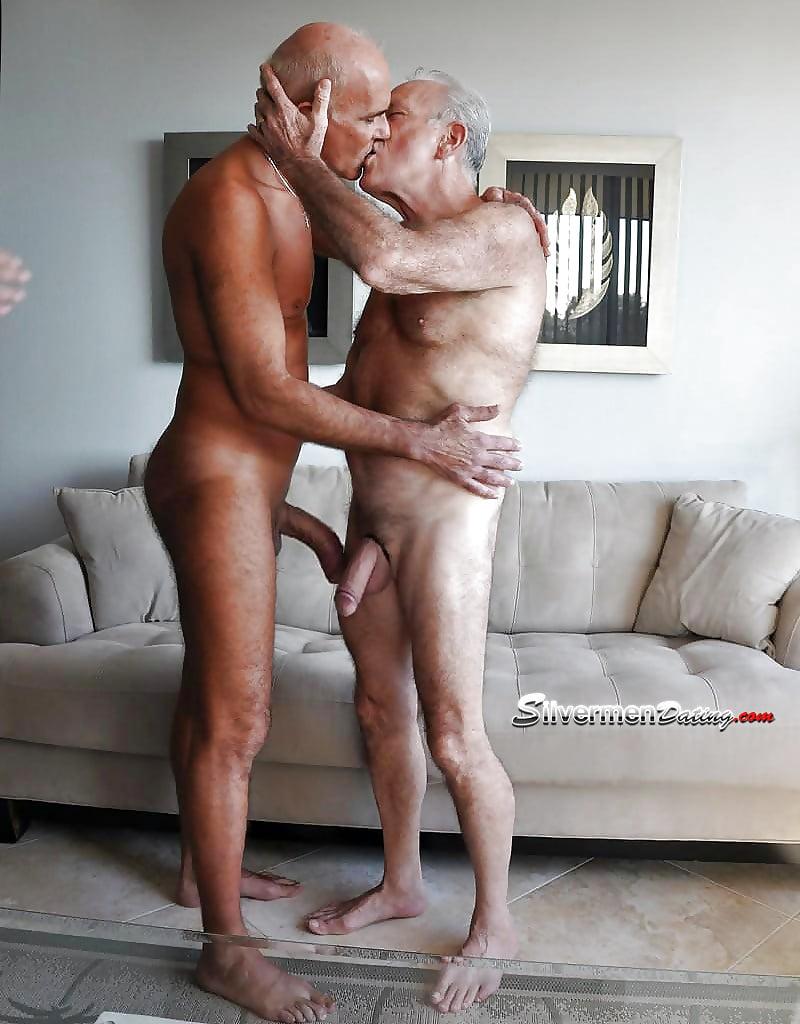 Mature Men Nude