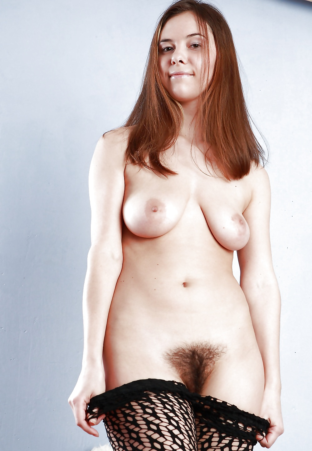 Exposed hairy babes 6
