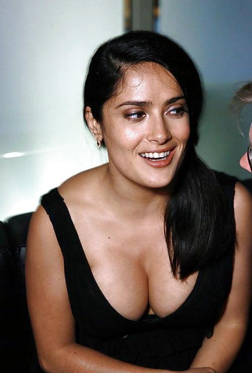 Facial self salma hayek tits nipple clit licking