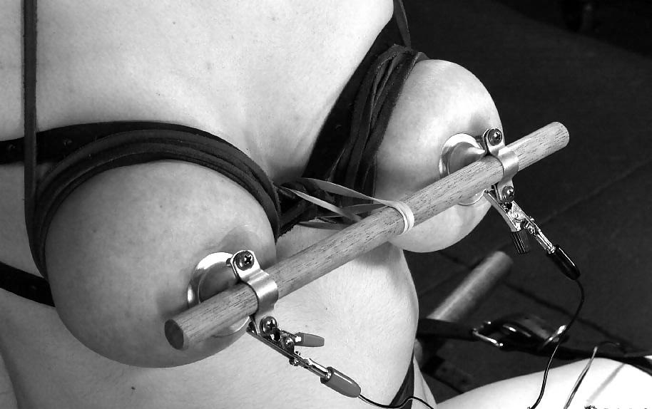 Nipple needle torture porn pics