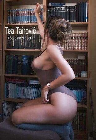 Tea Tairovic  nackt