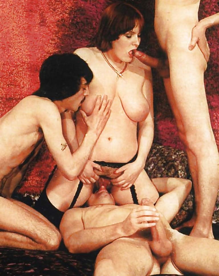 Порно секс ретро сочные дамы снимает