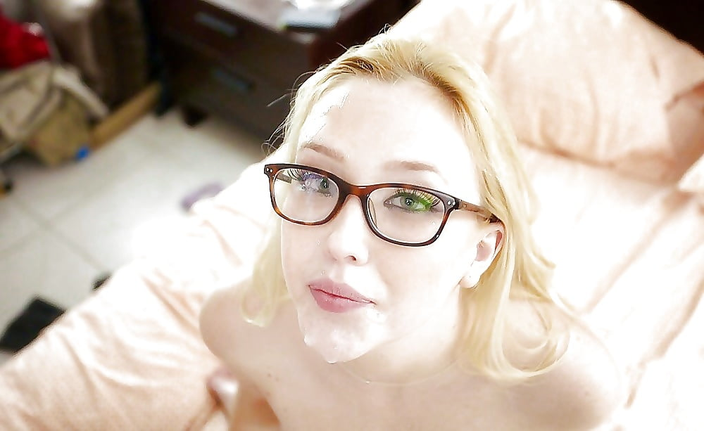 Cum on glasses movies, beautiful naked mother clothed unclothed