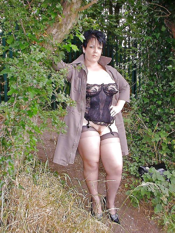 Reife Frauen Outdoor