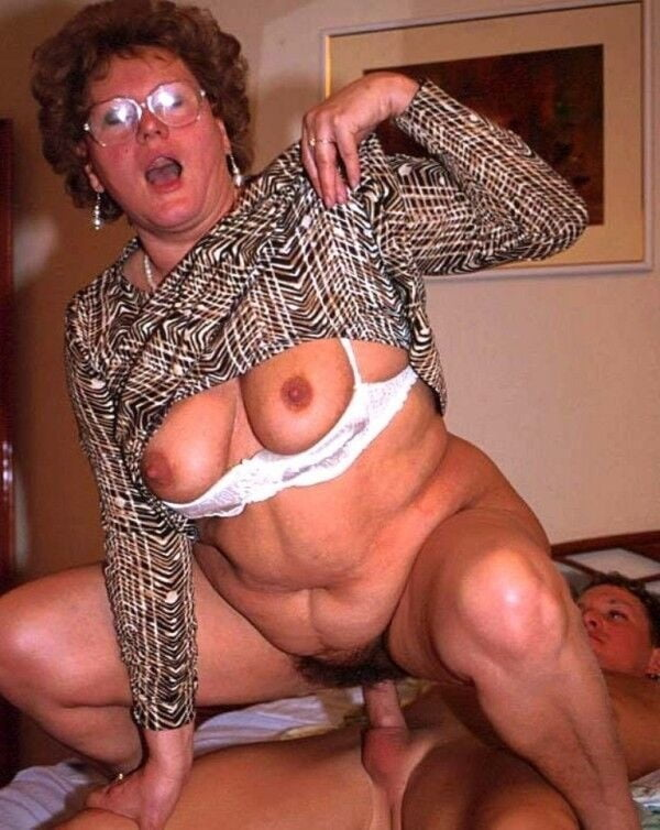 Old Cougars Stripper Party