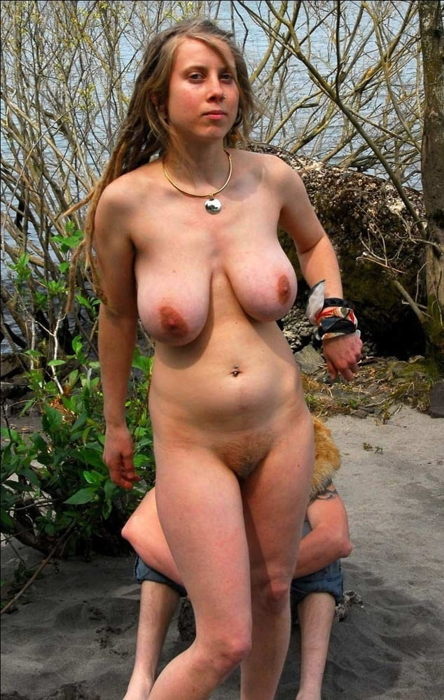 Shaved hippie women naked