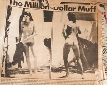 Warm Nude Pictures Of Jacqueline Kennedy Pic