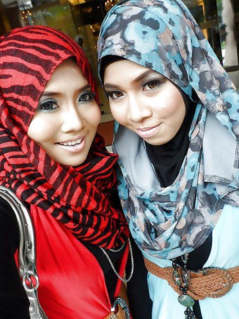 turbanli hijab arab turkish asia nude non nude