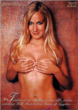 Playboy janine kunze nackt