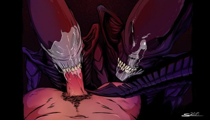 Cartoon porn alien-9532
