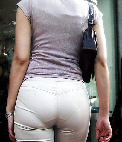 большие жопы под одеждой фото - 7