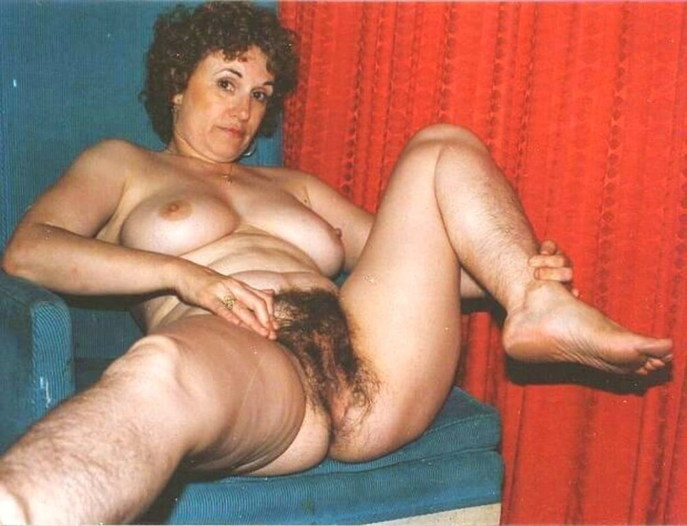 Порно Фото Волосатых Бабуль