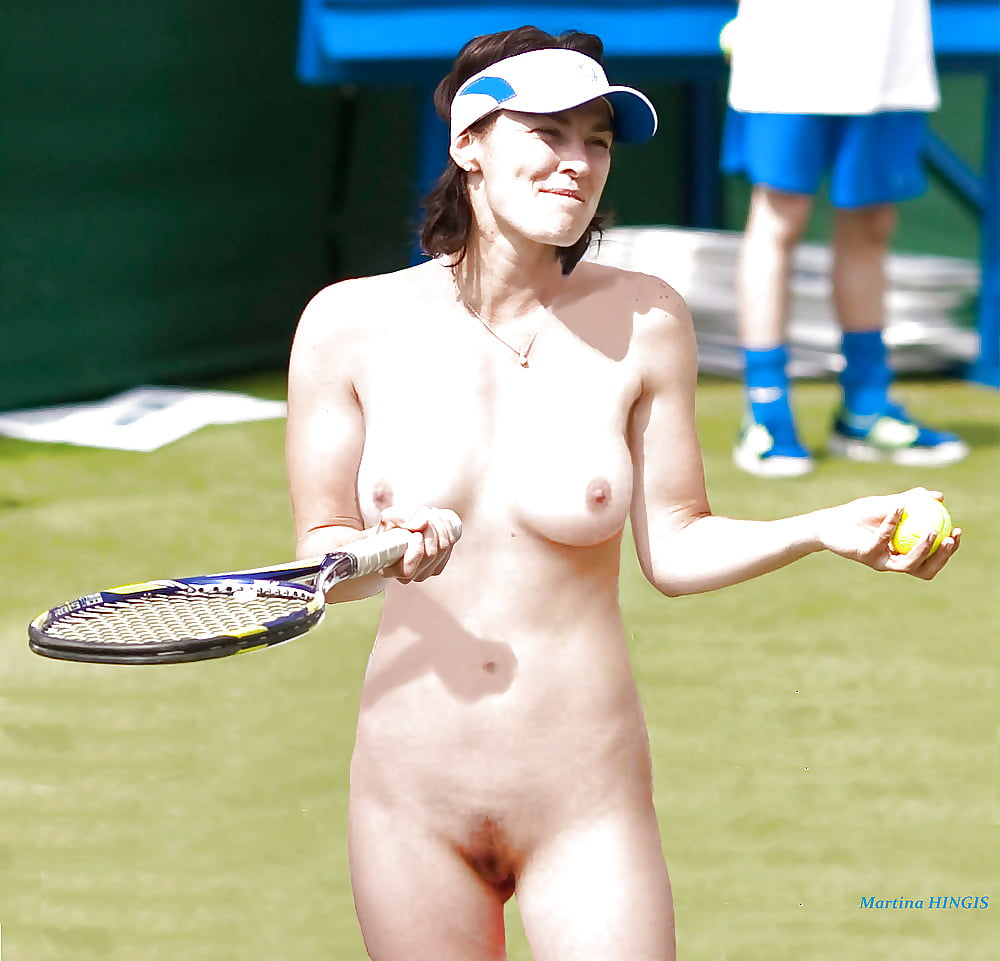 Martina hingis in porn