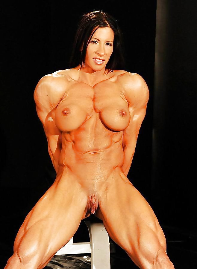 fitness Erotica muscle female