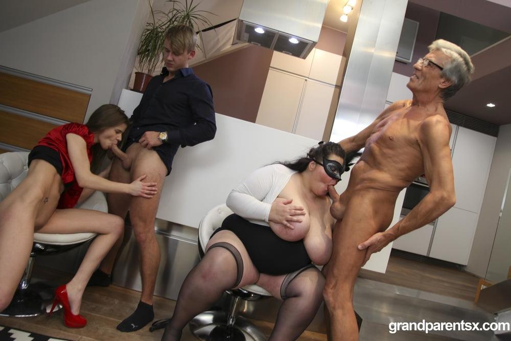 Fucking Freak Show at GrandParentsX - 13 Pics