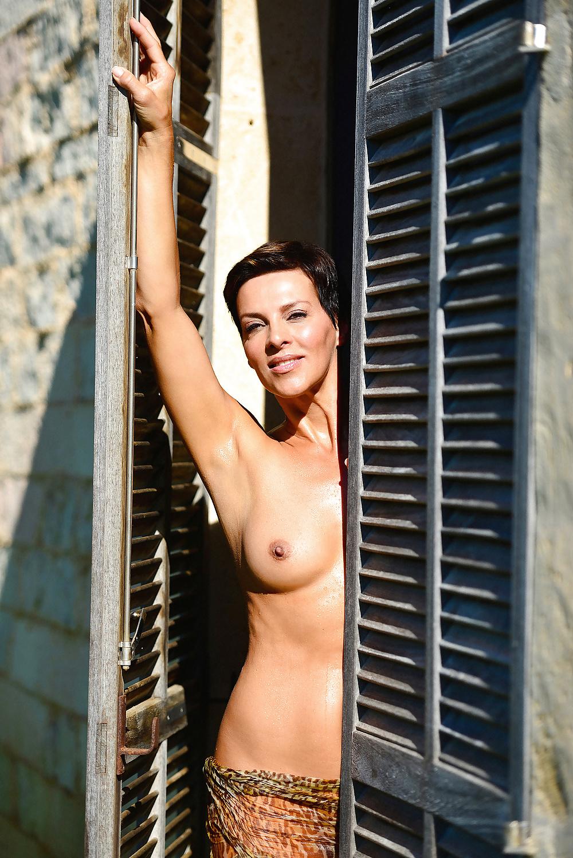 Sabine Petzl Nude