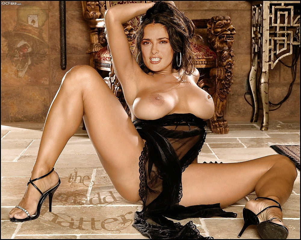 Salma hayek pussy pictures