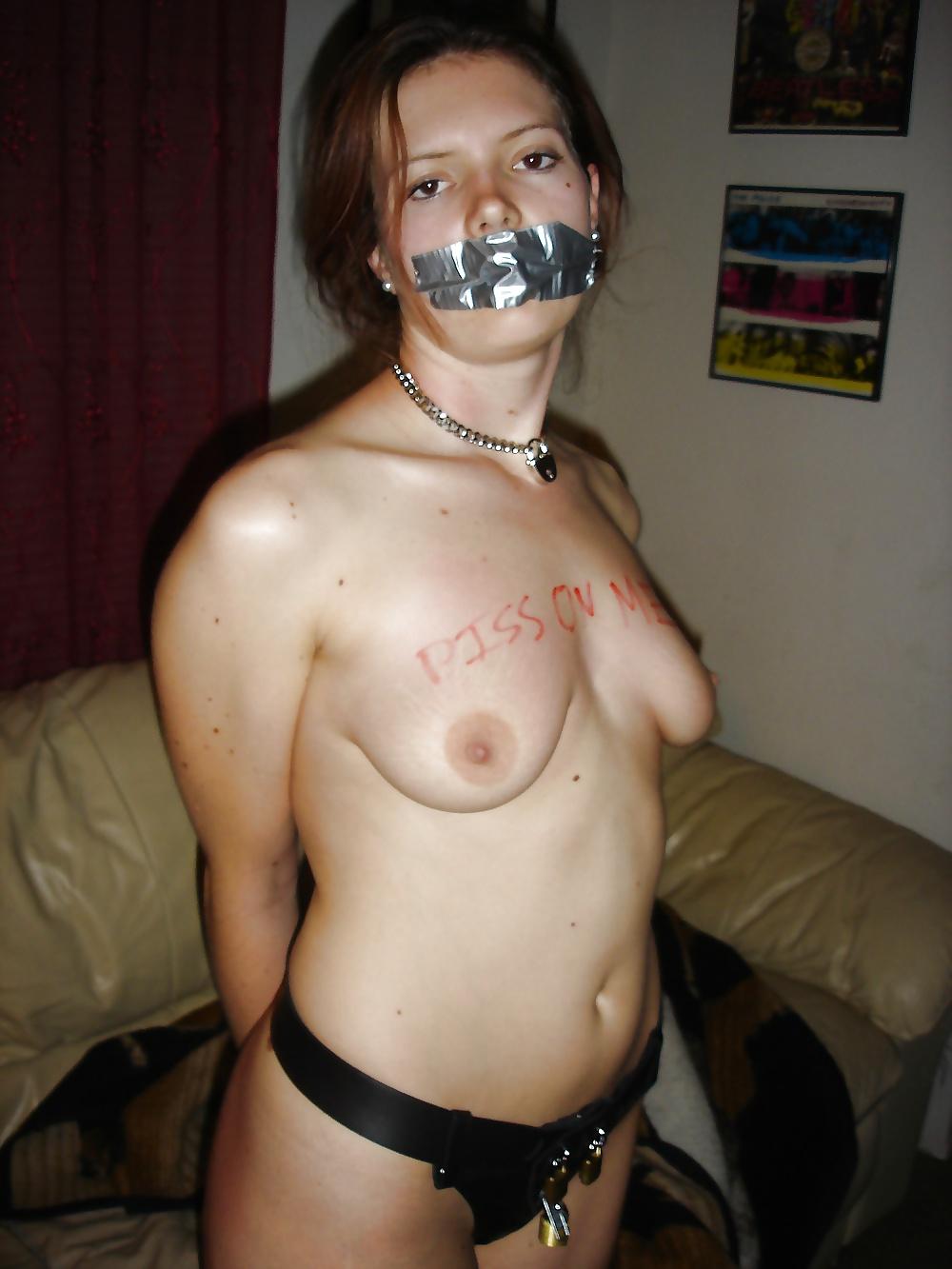 Hairy dominant wife slave husband