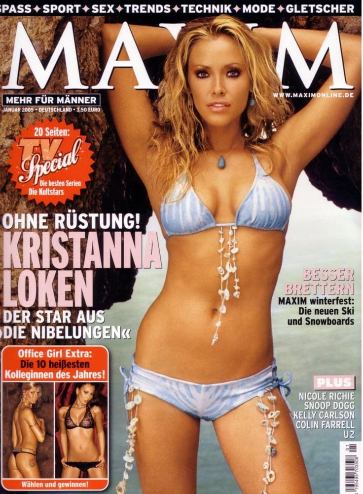 Kristanna Loken Germany's finest - 102 Pics