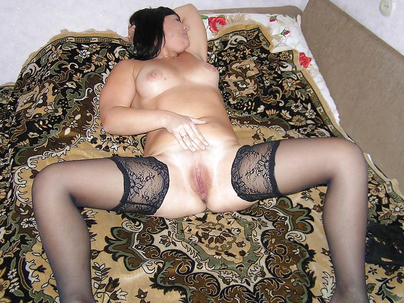порно фото частное зрелых женщин в чулках - 12