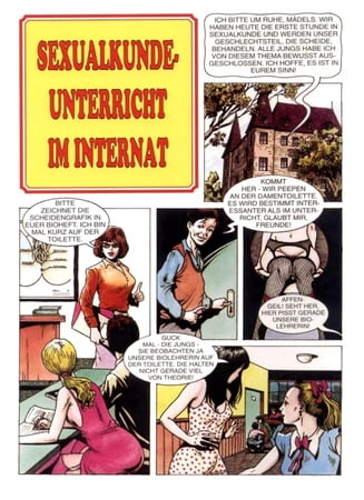 Sexotic comic