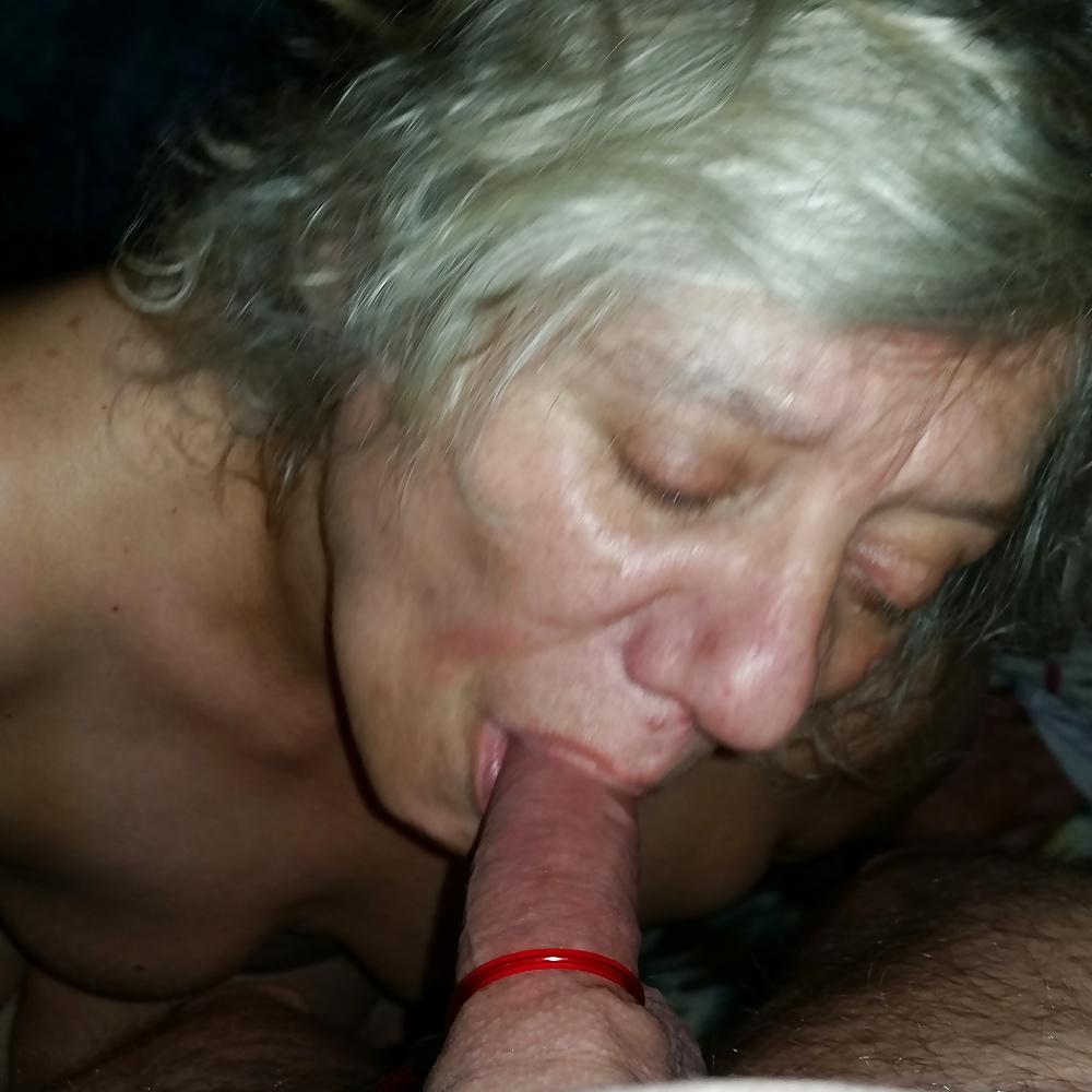 Older women solo tube