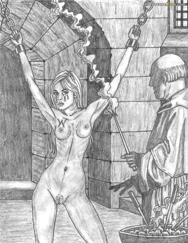 Sexual torture spanish inquisition