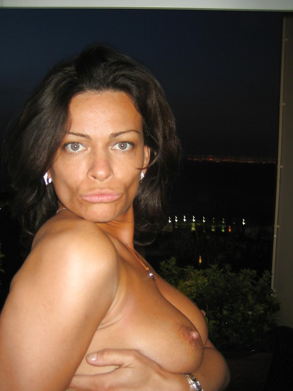 Sun Dressing, Italian Style