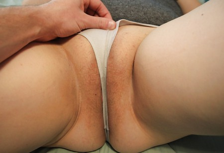 panties in Sexy pussy