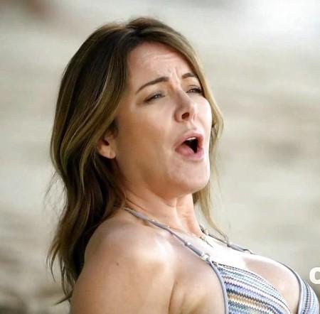 Miller nackt Christa  Christa Miller