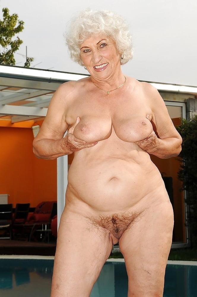 старые женщины обнаженные - 6