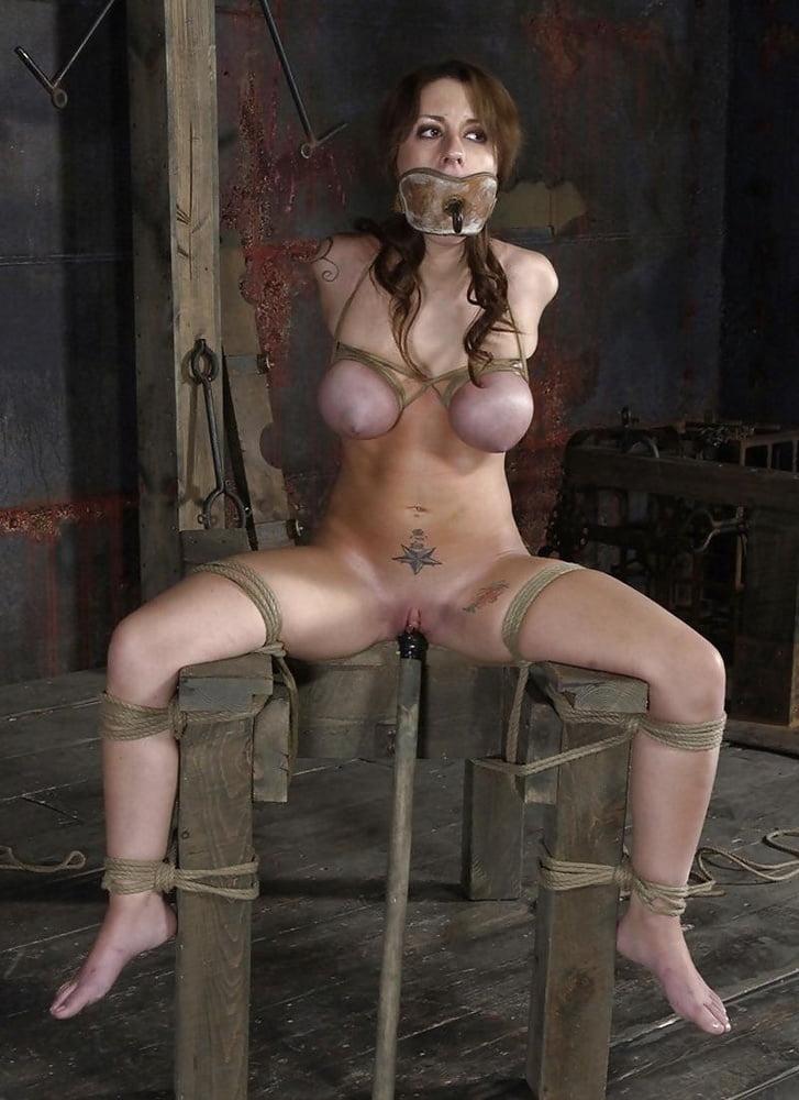 Heather hesse stars in sex slaves magazine