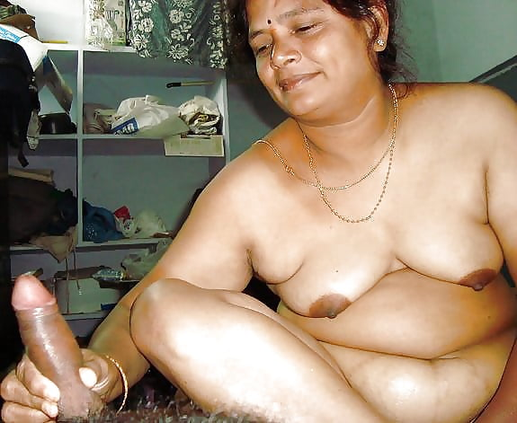 Nude indian old ladies
