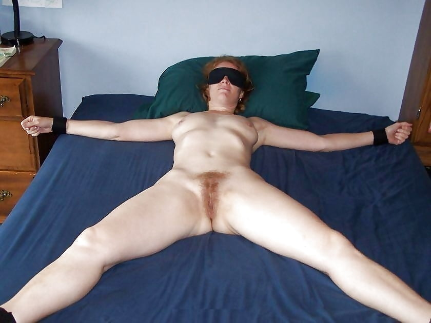 Tied To Bed Porn Pics