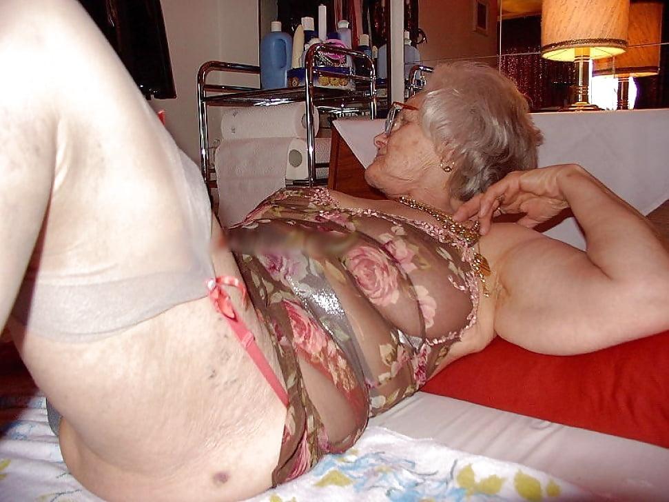 Nasty old grannies — 15